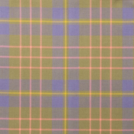 Cameron Hunting Ancient Light Weight Tartan Fabric