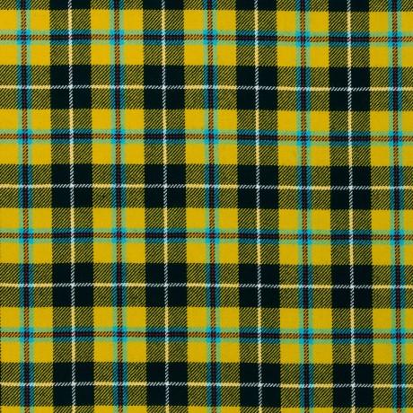 Cornish National Light Weight Tartan Fabric