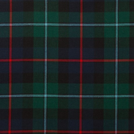 Campbell of Cawdor Modern Light Weight Tartan Fabric