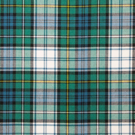 Campbell Dress Ancient Light Weight Tartan Fabric