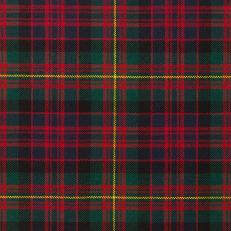 Carnegie Modern Light Weight Tartan Fabric