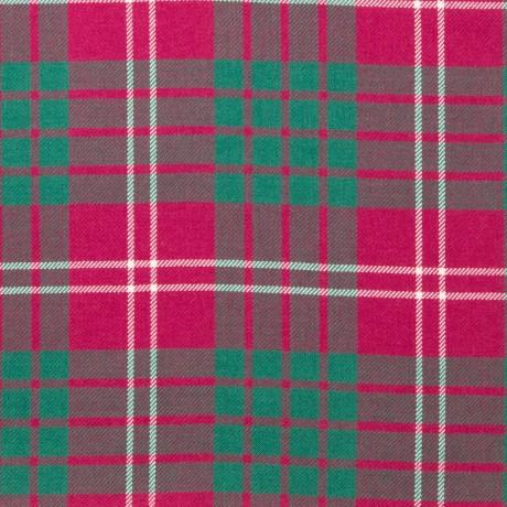 Crawford Ancient Light Weight Tartan Fabric