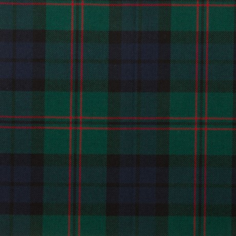 Dundas Modern Light Weight Tartan Fabric