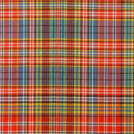 Drummond of Strathallen Ancient Light Weight Tartan Fabric