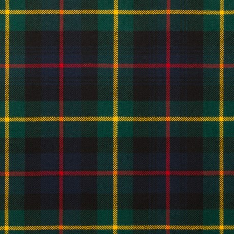 Farquharson Modern Light Weight Tartan Fabric
