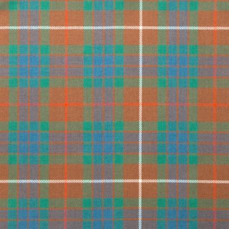 Fraser Hunting Ancient Light Weight Tartan Fabric