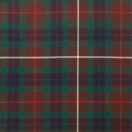 Fraser Hunting Modern Light Weight Tartan Fabric
