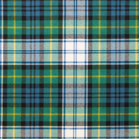 Gordon Dress Ancient Light Weight Tartan Fabric