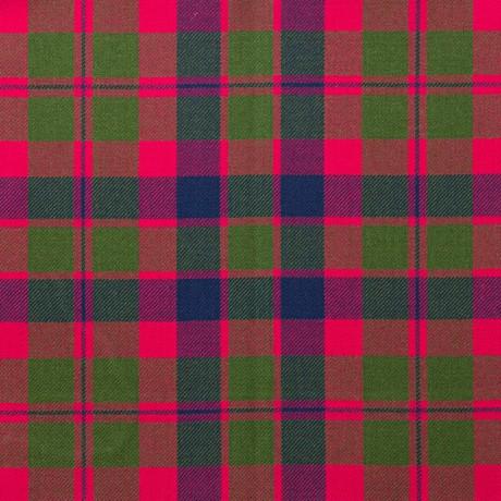 Glasgow Light Weight Tartan Fabric