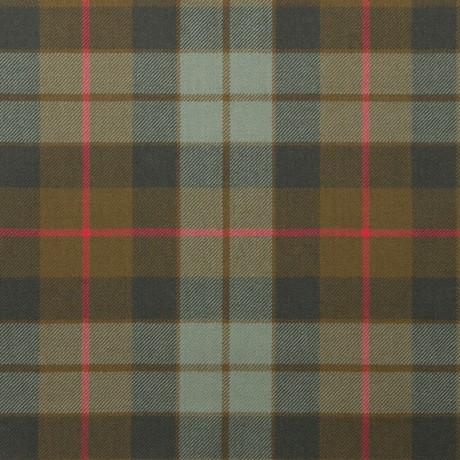 Gunn Weathered Light Weight Tartan Fabric
