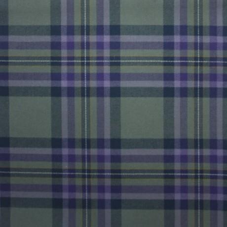 Heather Isle Light Weight Tartan Fabric