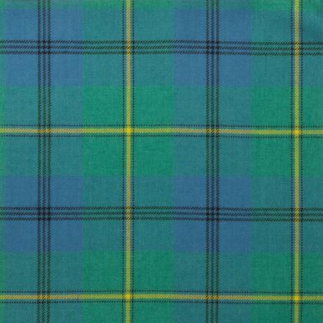 Johnstone Ancient Light Weight Tartan Fabric