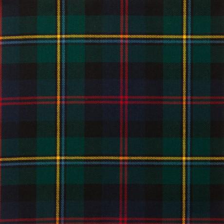 Malcolm Modern Light Weight Tartan Fabric