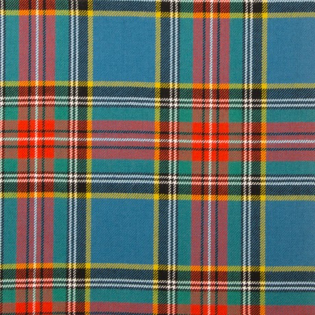 MacBeth Ancient Light Weight Tartan Fabric