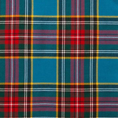 MacBeth Modern Light Weight Tartan Fabric