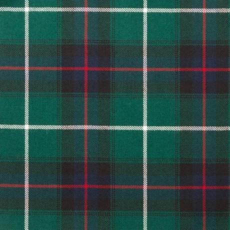 MacDonald of the Isles Hunting Modern Light Weight Tartan Fabric