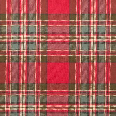 MacFarlane Clan Weathered Light Weight Tartan Fabric