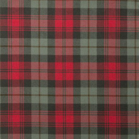 MacLachlan Weathered Light Weight Tartan Fabric