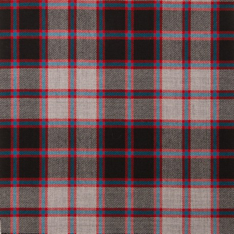 MacPherson Hunting Modern Light Weight Tartan Fabric