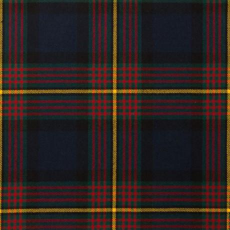 Muir Modern Light Weight Tartan Fabric