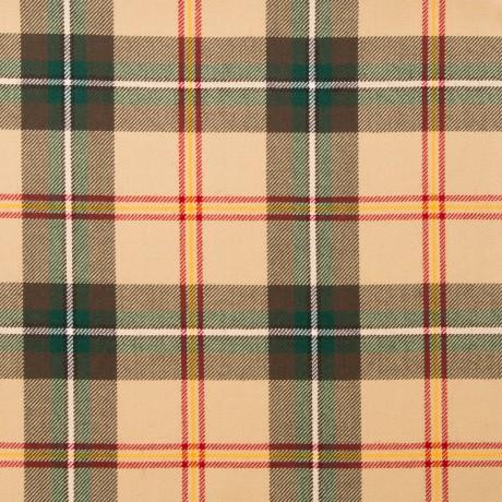 Saskatchewan Light Weight Tartan Fabric