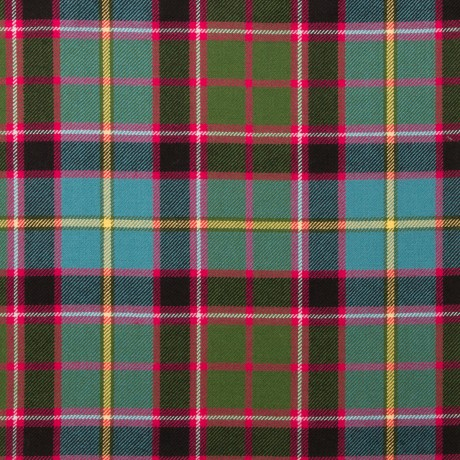 Stirling & Bannockburn Light Weight Tartan Fabric