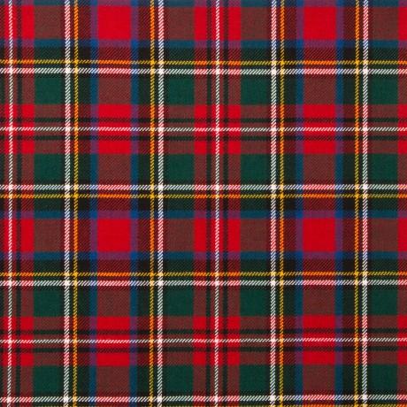 Stewart Prince Charles Edward Modern Light Weight Tartan Fabric