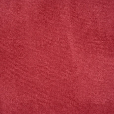 Scarlet Weathered Plain Coloured Light Weight Fabric