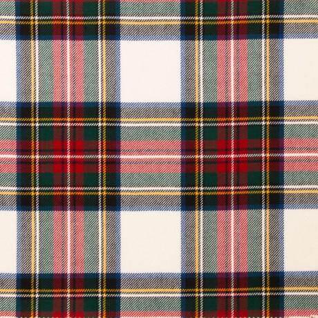 Stewart Dress Modern Light Weight Tartan Fabric