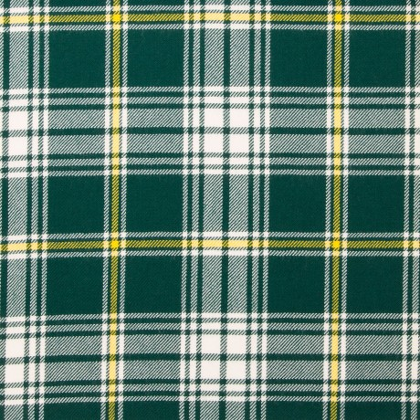 St Patrick Irish Light Weight Tartan Fabric