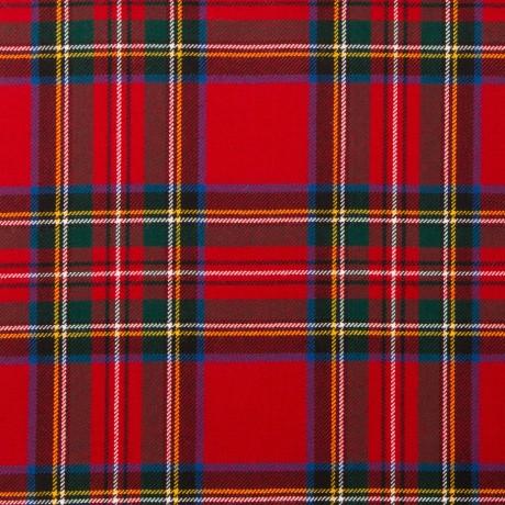 Stewart Royal Modern Light Weight Tartan Fabric