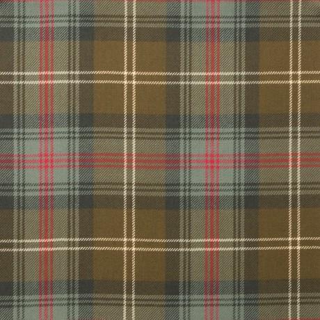 Sutherland Old Weathered Light Weight Tartan Fabric