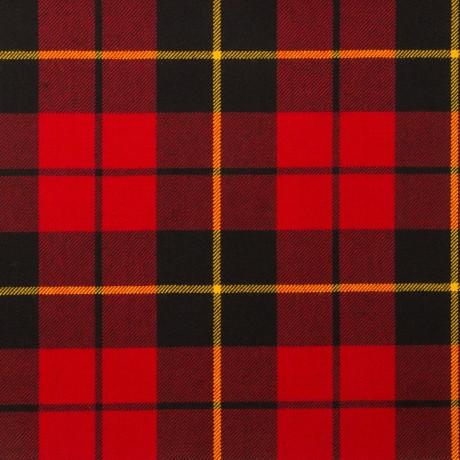Wallace Modern Light Weight Tartan Fabric