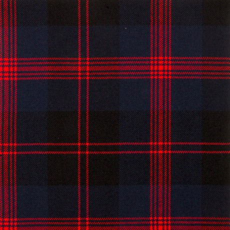 Angus Modern Heavy Weight Tartan Fabric