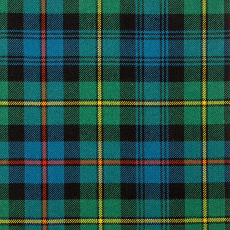 Baillie Ancient Heavy Weight Tartan Fabric