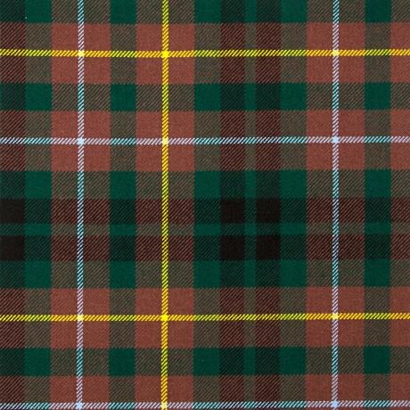 Buchanan Hunting Modern Heavy Weight Tartan Fabric