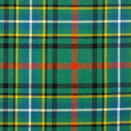 Bisset Ancient Heavy Weight Tartan Fabric