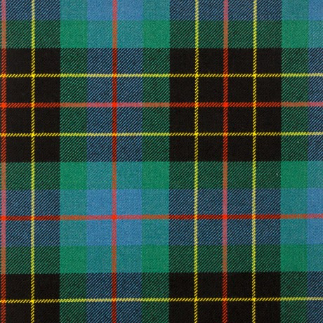 Brodie Hunting Ancient Heavy Weight Tartan Fabric