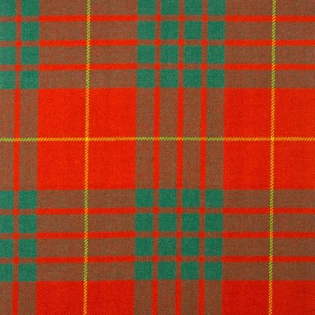 Cameron Clan Ancient Heavy Weight Tartan Fabric