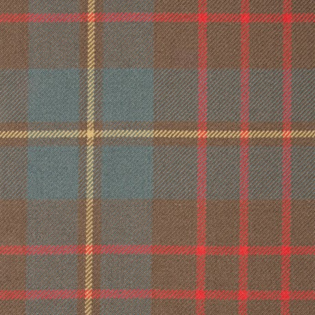 Cameron Hunting Weathered Heavy Weight Tartan Fabric