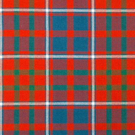 Cameron of Lochiel Ancient Heavy Weight Tartan Fabric