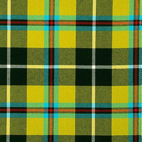 Cornish National Heavy Weight Tartan Fabric