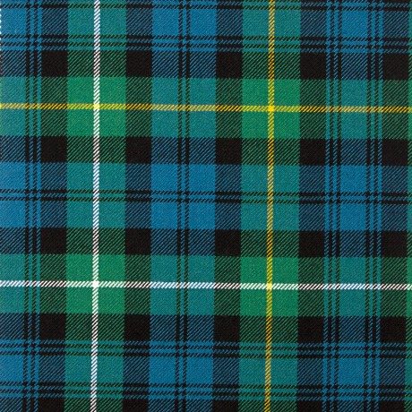 Campbell of Argyll Ancient Heavy Weight Tartan Fabric