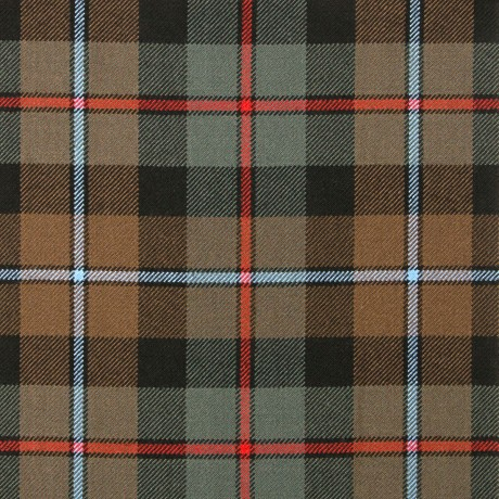 Campbell of Cawdor Weathered Heavy Weight Tartan Fabric
