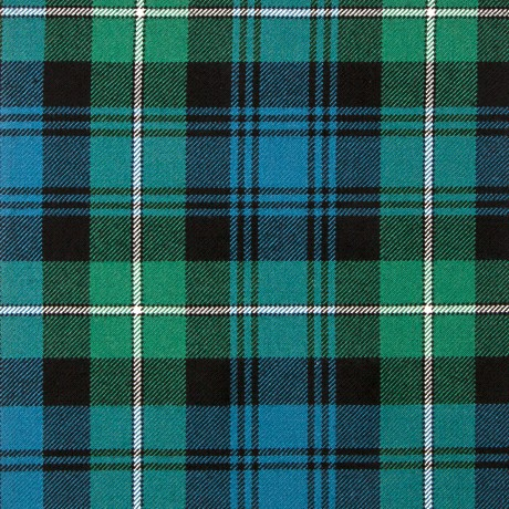 Forbes Ancient Heavy Weight Tartan Fabric