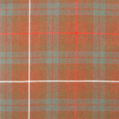 Fraser Hunting Weathered Heavy Weight Tartan Fabric