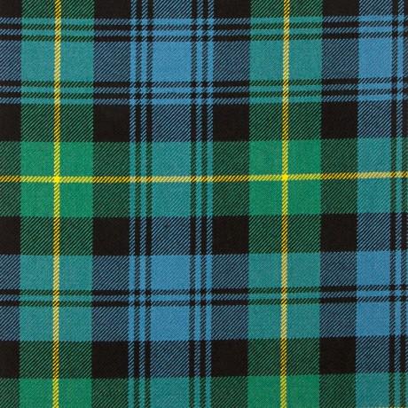 Gordon Clan Ancient Heavy Weight Tartan Fabric
