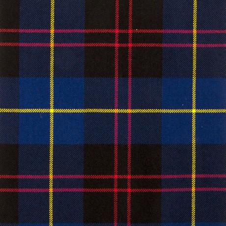 Gordon Blue Heavy Weight Tartan Fabric