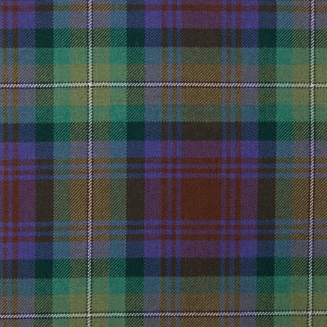 Isle of Skye Heavy Weight Tartan Fabric