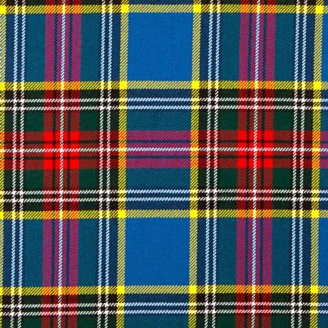 MacBeth Modern Heavy Weight Tartan Fabric